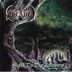 「ARCADIA / Flight To The Rainbow」アルバムイメージ